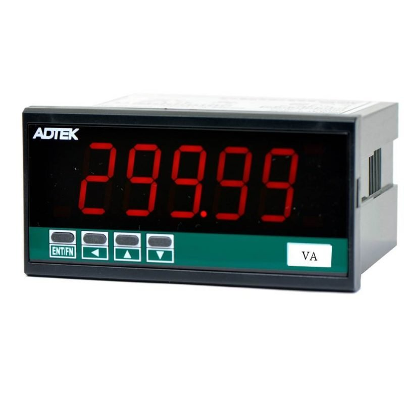 Adtek Cs2-va voltage/current meter