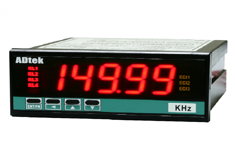 Adtek 5 digits frequency meter