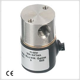 Gems Sensor & Control A Series Solenoid Valve - General Purpose Solenoid Valves