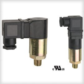 Gems Sensor & Control PS75 Series General Purpose Pressure Switch