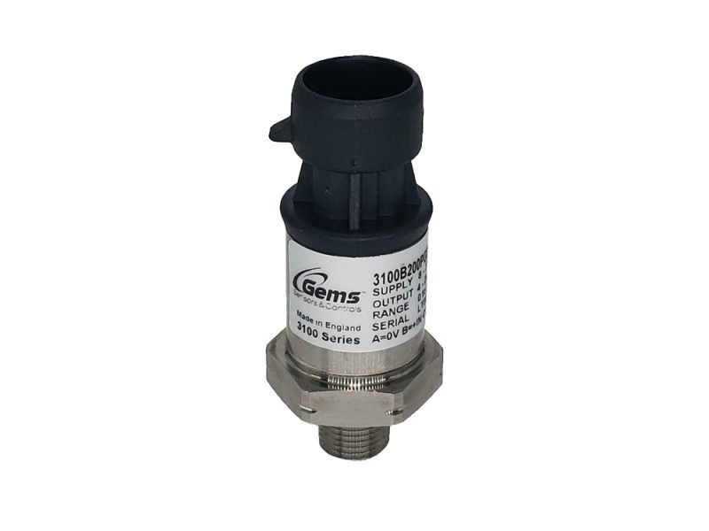 Gems Sensor & Control 31IS / 32IS Series Pressure Transducers