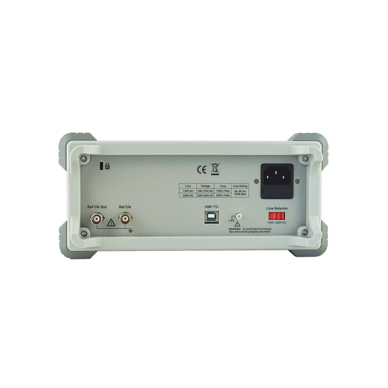 OWON 2-CH Arbitrary Waveform Generator Without Counter Back