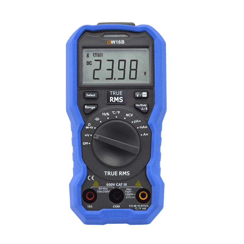 OWON Digital Multimeter OW16 Front