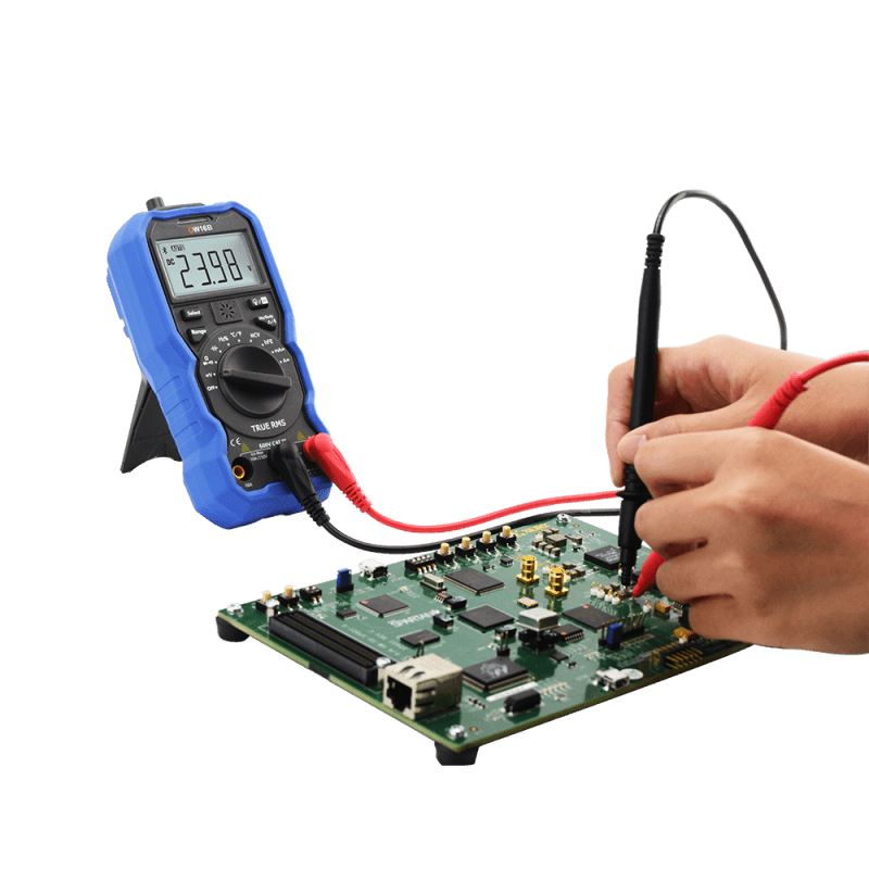 OWON Digital Multimeter OW16 Test