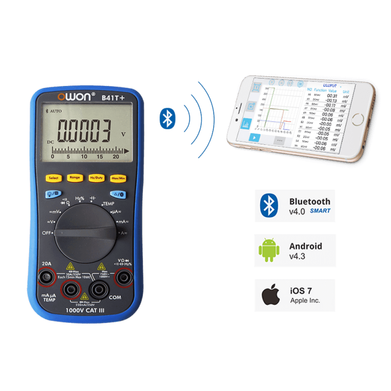 Owon B41T Digital Multimeter