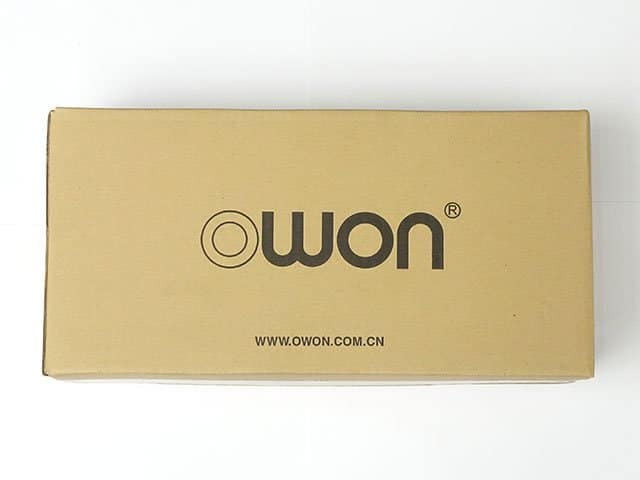 OWON SDS1000 Series Packaging