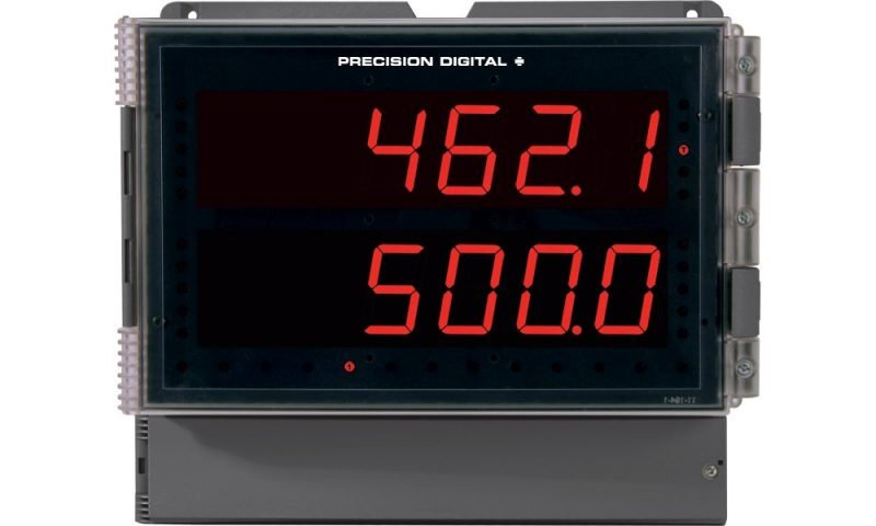 Precision Digital PD2-6210 Analog Input Batch Controller