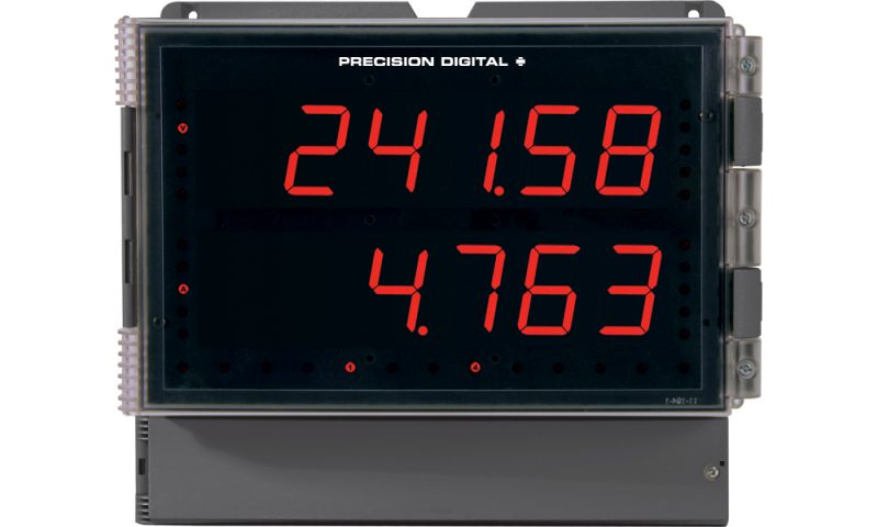 Precision Digital PD2-6400 Helios High Voltage & Current Meter