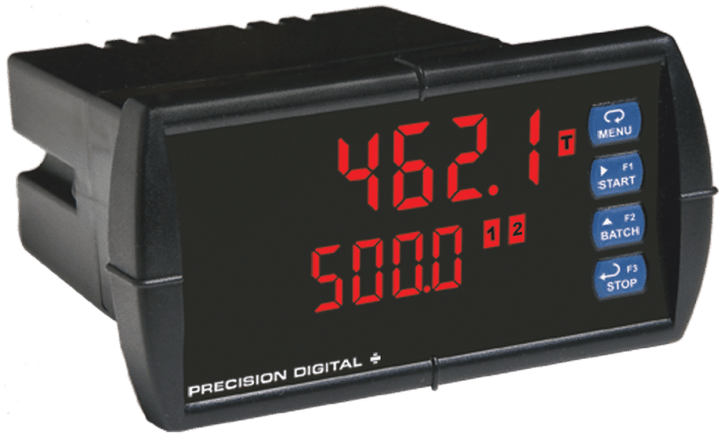 Precision Digital PD6310-WM Measures Approved Batch Controller