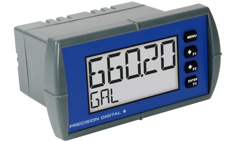 Precision Digital PD6600 Loop Leader Loop-Powered Intrinsically Safe & Nonincendive Process Meter