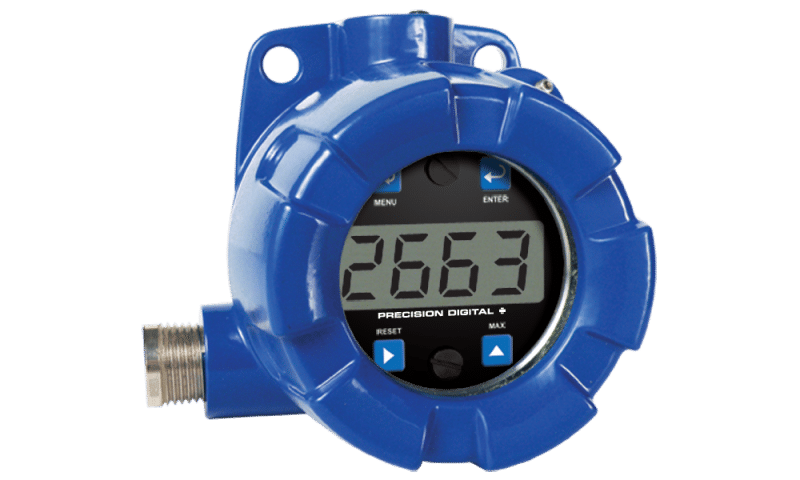 Precision Digital PD663 ProtEX-Lite Explosion-Proof Loop-Powered Meter