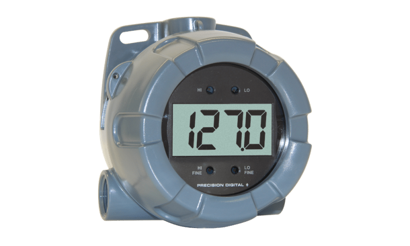Precision Digital PD6770 Vantageview NEMA 4X Large Display Loop-Powered Meter