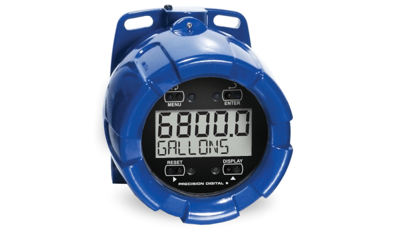 Precision Digital PD6800 ProtEx-Pro Explosion-Proof Loop-Powered Process & Level Meter