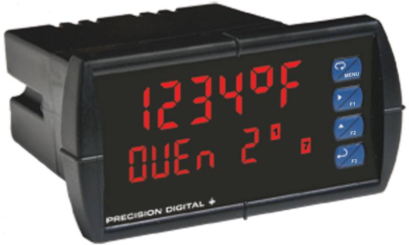 Precision Digital PD7000 ProVu Temperature Digital Panel Meter