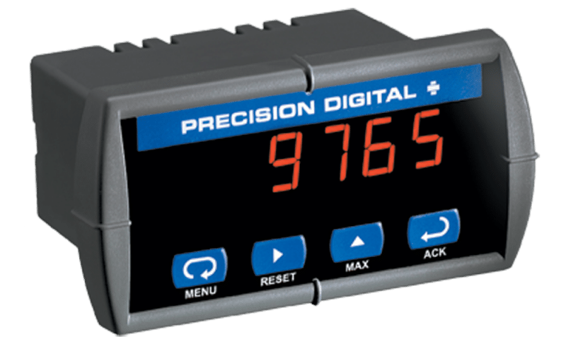 Precision Digital PD765 Trident Process & Temperature Digital Panel Meter