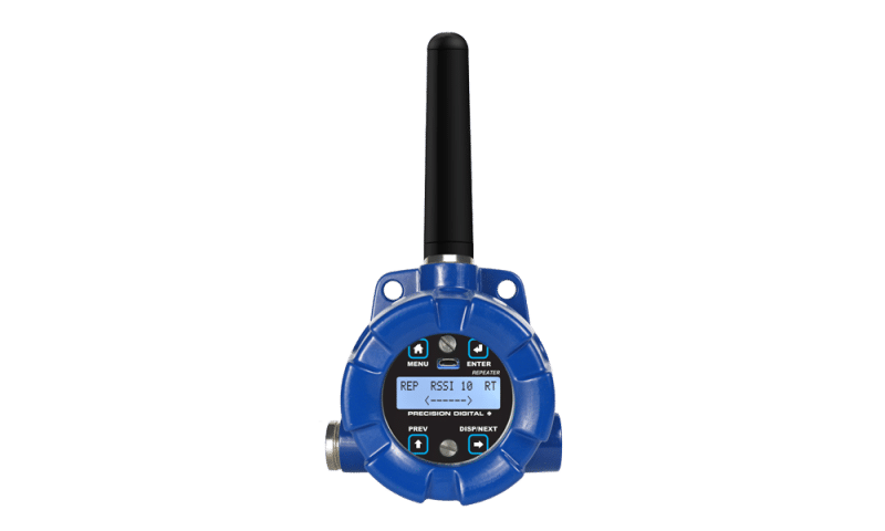 Precision Digital PDW30 & PDW90 Wireless Repeater
