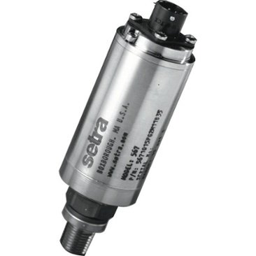 Setra 567 Industrial Pressure Transducer