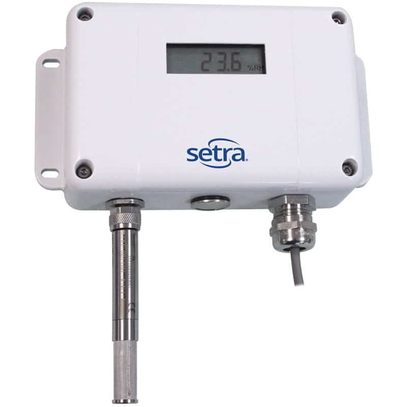 Setra SRH400 Humidity and Temperature Transmitter