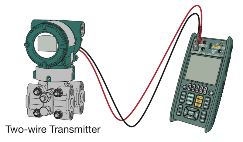 Calibrate 2-Wire Transmitter
