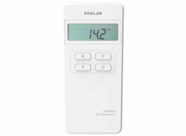 Zoglab DHM1000 Handheld Thermo Hygrometer